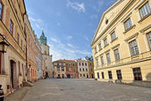 The Old Town in Lublin — ストック写真