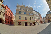 The Old Town in Lublin — Stockfoto