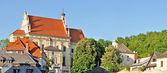 Kazimierz dolny, polonia — Foto Stock