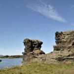 Myvatn lake, Iceland. — Stock Photo #12823900