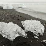 Melting ice. — Stock Photo
