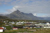 Djupivogur town, Iceland. — Stock Photo