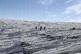 Trip on Vatnajokull glacier, Iceland — Stock Photo