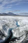 Vatnajokull glacier, Iceland — Stock Photo