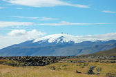 снайфедльсйекюдль горы на высоте 1446 метр. — Стоковое фото