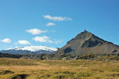 Snaefellsjokull mountain at 1446 meter height. — Stock Photo