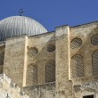 Mosque in Old City of Jerusalem. — Stock Photo