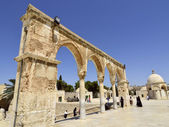 Temple Mount, Jerusalem. — Stock Photo