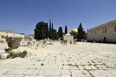 Temple mount kudüs'te. — Stok fotoğraf