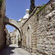 Stock Photo: Old city of Jerusalem, Israel.
