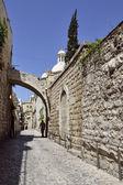 Vieille ville de jérusalem, israël. — Photo