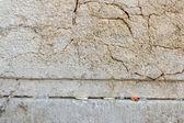 Prayer notes in wall, Jeusalem. — Stock Photo