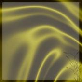 緑色の絹 — ストック写真