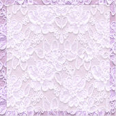Lace lila background — Stock Photo