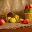 Royalty-Free Stock Photo: Still Life with apples