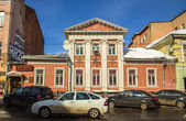 House of Bacchus in Yaroslavl. Russia — Stock Photo