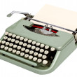 Постер, плакат: Typewriter