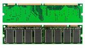 Chip de memória ram — Foto Stock