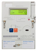 Smart Gas Meter — Stock Photo