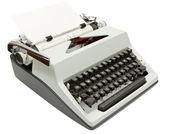 Typewriter — Stock Photo