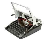 Typewriter — Foto Stock