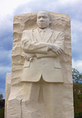 Martin Luther King Memorial — Stock Photo