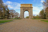 National Memorial Arch in Morning Light — Stock Photo