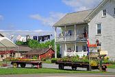 Amish Roadside Market — Stock Photo