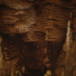 Karst formations in the cave. — Stock Photo