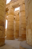 Great Hypostyle Hall at the Temples of Karnak (ancient Thebes). Luxor, Egypt — Stock fotografie