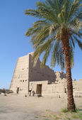 Karnak Temple Complex in Luxor — Stock Photo