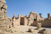 Tempio di karnak a luxor — Foto Stock