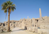 Karnak Temple Complex in Luxor — Stockfoto
