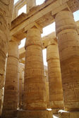 Great Hypostyle Hall at the Temples of Karnak (ancient Thebes). Luxor, Egypt — Φωτογραφία Αρχείου