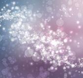 Octogone abstraite en forme de fond de lumières — Photo