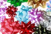 Variété d'archets de cadeau — Photo