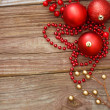Stock Photo: Christmas Ornaments
