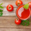 Tomato Juice — Stock Photo #14171673