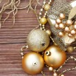 Christmas Ornaments — Foto de stock #14343061
