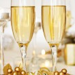 Champagne Glasses — Stock Photo #14666593