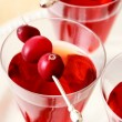 berry juice — Stock Photo