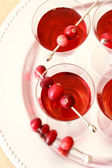 Bebidas de berry — Foto Stock