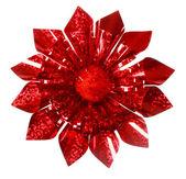 Arc de cadeau rouge pétillant — Photo