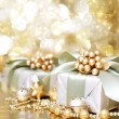 Christmas Gift Box — Stock Photo #15552601