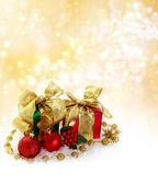 Coffrets-cadeaux de noël — Photo