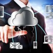Cloud Computing Concept — Stock Photo #21916979