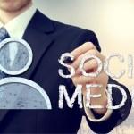 Social Media Concept — Stock Photo #24128083