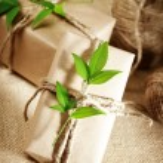 Rustic Present boxes — Stock Photo #29694391