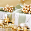 Stockfoto: Christmas Gift Box