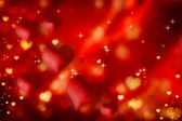 Rode harten achtergrond — Stockfoto